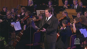 "Behold, I Tell You a Mystery, from ""Messiah"" - Joseph Barron & the Orchestra at Temple Square"