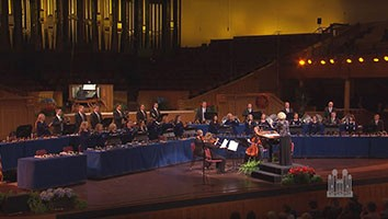 Firebird Finale - Bells on Temple Square