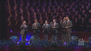 The Dying Soldier, with The King's Singers