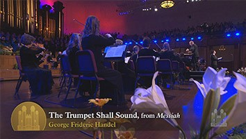 The Trumpet Shall Sound, from Messiah - Joseph Barron & the
