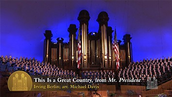 This Is a Great Country, by Irving Berlin