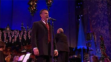 Angels, from the Realms of Glory, with Brian Stokes Mitchell