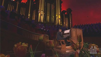April 12, 2015 - #4465 Music & The Spoken Word