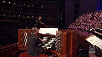 April 7, 2013 - Music and The Spoken Word