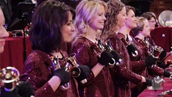 Boogie Woogie Bugle Boy - Bells on Temple Square