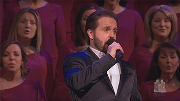 Christmas at Home (Christmas Medley) - Alfie Boe
