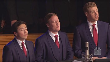 Little David, Play on Your Harp - The King's Singers