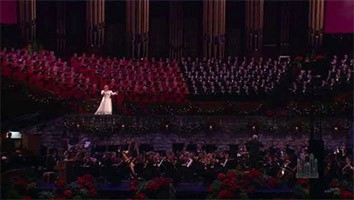 O Holy Night, with Sandi Patty