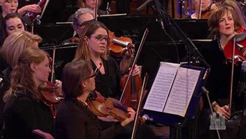 Overture to Die Fledermaus - Orchestra at Temple Square