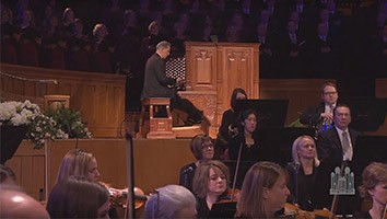Presto - Richard Elliott and the Orchestra at Temple Square