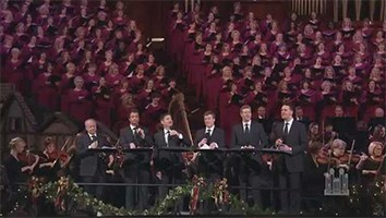 Sussex Carol, with The King's Singers