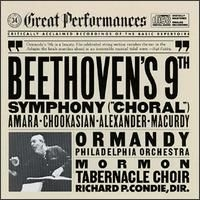 Beethoven's 9th Symphony [Choral] (1967)