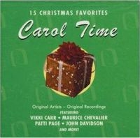 Carol Time: 15 Christmas Favorites (2003)