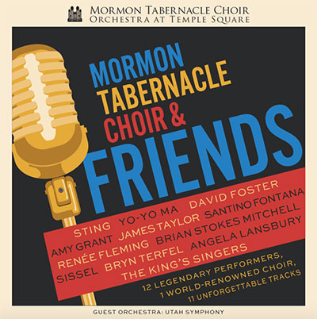 Choir and Friends CD Cover
