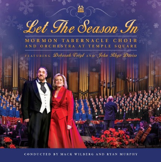let the season in cd cover