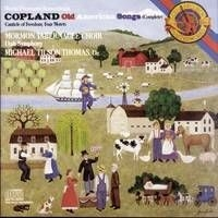 Copland: Old American Songs (1987)
