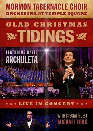 Glad Christmas Tidings: Live in Concert [DVD] (2011)