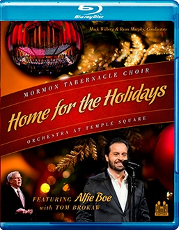 Home for the Holidays [Blu-ray] (2013)