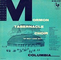 Mormon Tabernacle Choir of Salt Lake City (1950)