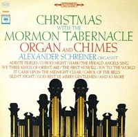 Christmas with the Mormon Tabernacle Organ and Chimes (1964)