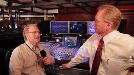 Audio Monitoring: Behind The Scenes 2013 Christmas Concert