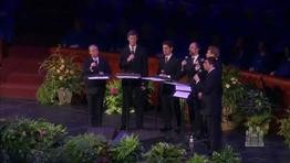 Down to the River to Pray - The King's Singers