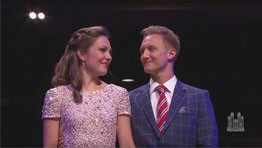 Laura Osnes Gets a Fond Farewell