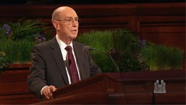 President Henry B. Eyring: Music & Answers to Prayers