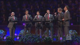 Primary Medley (Pioneer Day Concert) - The King's Singers