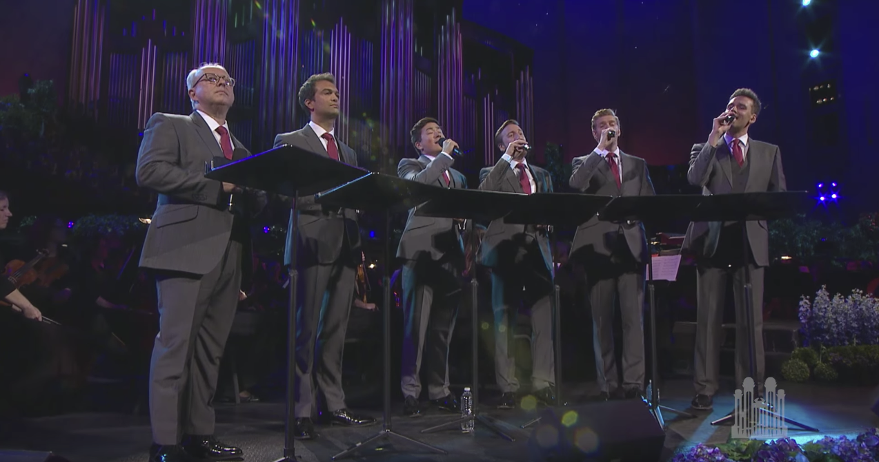 Guide Us, O Thou Great Jehovah with The King's Singers
