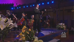 The Trumpet Shall Sound, from Messiah - Joseph Barron & the Orchestra at Temple Square