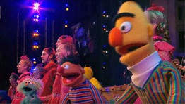 We Wish You a Merry Christmas, with Santino Fontana and the Muppets® from Sesame Street®