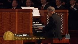 Simple Gifts - Bells on Temple Square