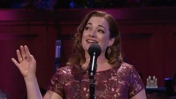 (When I Marry) Mister Snow, from Carousel with Laura Michelle Kelly