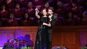 People Will Say We're in Love, from Oklahoma! with Laura Michelle Kelly and Matthew Morrison