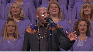 """Circle of Life,"" from The Lion King, with Alex Boyé"
