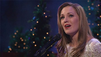 Oh, Come, All Ye Faithful, with Laura Osnes