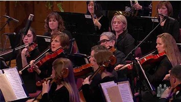 Emperor Waltz (Kaiser-Walzer) - Orchestra at Temple Square
