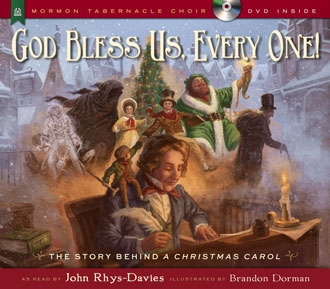 "God Bless Us, Every One! : The Story Behind ""A Christmas Carol"""
