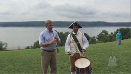 """Yankee Doodle"" at Mount Vernon"