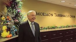 Choir President Ron Jarrett Discusses the 2014 Christmas Concert