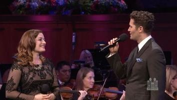 I Have Dreamed, from the King and I with Laura Michelle Kelly and Matthew Morrison